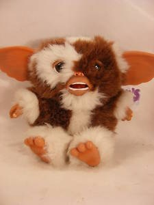"8"" GIZMO GREMLIN FROM THE HIT MOVIE GREMLINS"