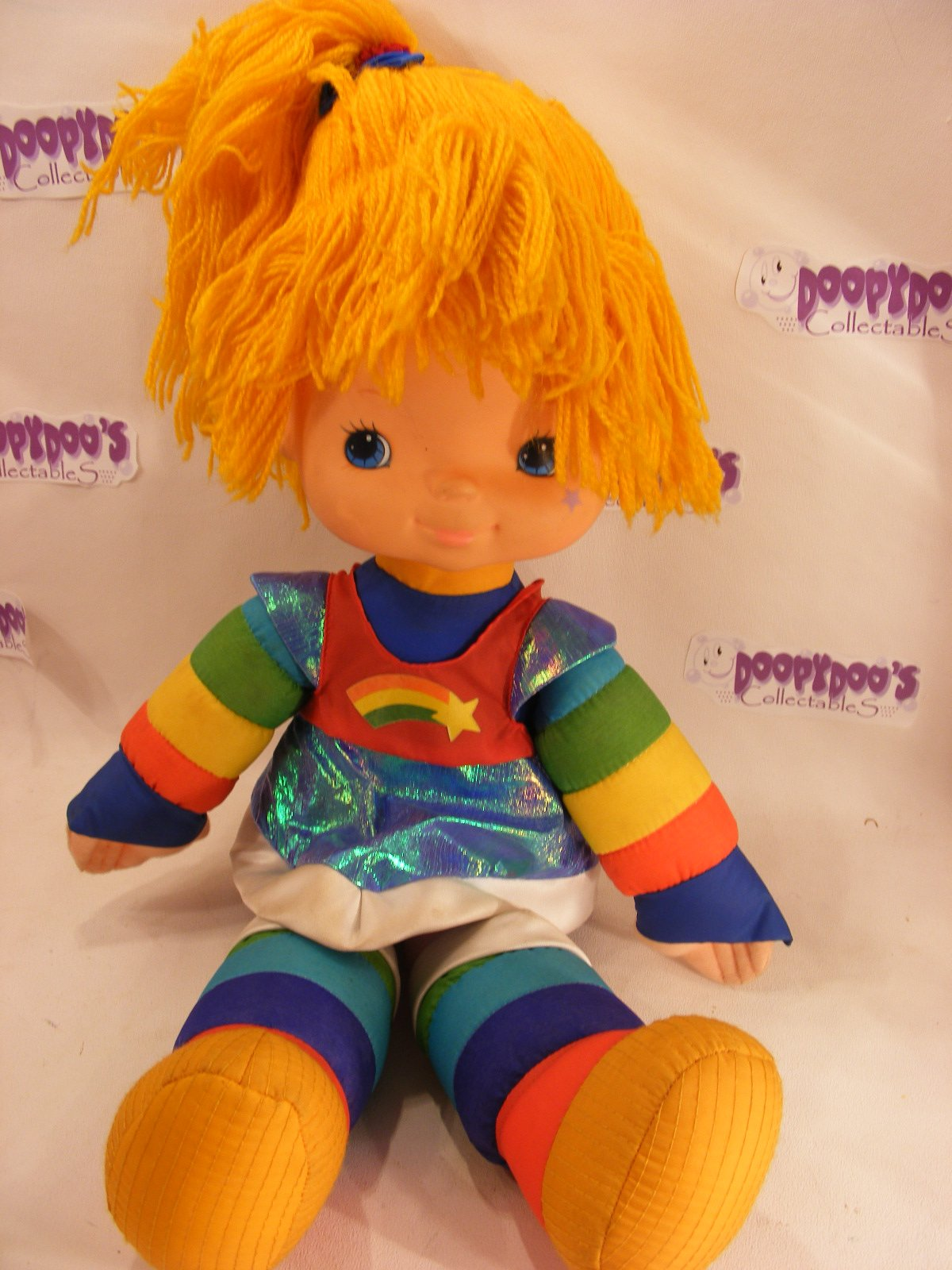 Toys For The 80s : Vintage rainbow brite doll s toys