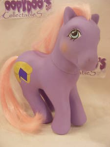 VINTAGE MY LITTLE PONY NICE N SPICY PONY 80S MLP