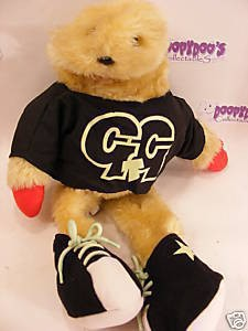 VINTAGE BBC GORDON THE GOPHER HAND PUPPET 1